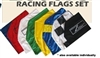 Racing Flags No Dowels Complete Set