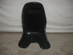 H-21 Oval Dirt Laydown Kart Seat by Lightning Light