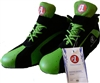 Kart Racing Shoe Black and Green