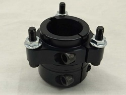"1 1/4"" Rear Wheel Hub - Pro Ultralite Double Locking 1/4"" Studs"
