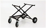 RLV Scissor Style Rolling Kart Stand