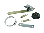 Silencer mounting kit for World Formula