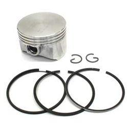 555663 Piston Assy. (.030) (supersedes 555513)