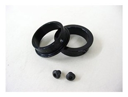 "1.590"" Aluminum Bearing Shield"