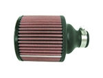 "4.5"" X 4"" (1.25"" I.D.) Straight Air Filter"