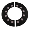 Steel Sprocket Guard - Small (53 - 64 tooth) order 2 sets and 1 spacer if using as sprocket guide