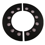 Steel Sprocket Guard - Small (53 - 64 tooth) order 2 sets if using as sprocket guide