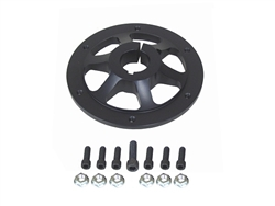 "1"" Sprocket Hub BLACK"