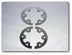 Aluminum Sprocket Guide 9 inch