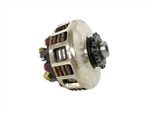 "Bully Clutch, 1"" TURBO Outboard, 4-disc / 6-spring"