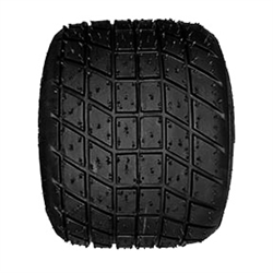 Burris Treaded Tires - 5""