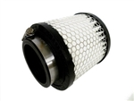 "4.25"" x 4"" (2-7/16"" I.D.) STRAIGHT FLANGE R2C Air Filter"