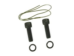 Drilled Header Bolt Kit For Flathead 1/4x20