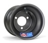 "5"" Douglas Metric Bolt Pattern Wheels - Black"