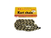 #35 EK Spaced Silver Pro Chain - 106 Links