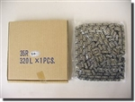 #35 EK Spaced Silver Pro Chain 10 Foot Pack