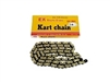#35 Silver Pro EK Spaced Chain 120 Links