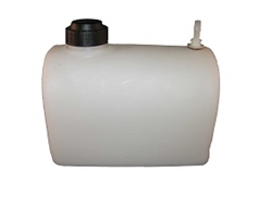 2 Qt. G-Man Fuel Tank (Floor Mount)