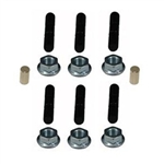 Clone Burris Side Cover Stud Bolt Kit