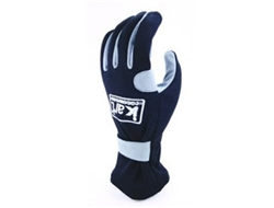 Racewear Gloves 200, Black/Grey (Specify Size)