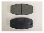 MCP Brake Pad, Black (sold individually)