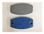 MCP Brake Pad, Blue (each) High Performance