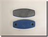 Mini Lite Brake Pad, High Performance, Blue (each)