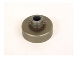 "Nor-Am GE Series Clutch 3/4"" Shaft 14T - 17T"