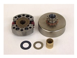 "NorAm Clutch 3/4"" Shaft 11T (Lite Shoes)"