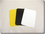 Plastic Number Panel (rectangle) SOLD INDIVIDUALLY Select Color