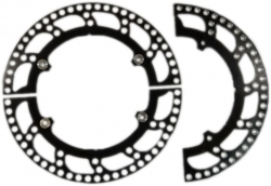 Sprocket Guard Set Ultra Light 8.5""