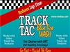 Track-Tac Blue Tire Wash w/ DRT (gallon)
