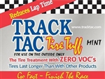 Track-Tac Tire Tuff Mint Tire Treatment (quart)