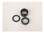 "1/8"" Wheel Spacer, Black (3/4"")"