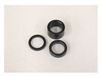 "1/8"" Wheel Spacer, Black (5/8"")"