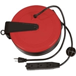 Electrical Cord Retractable Reel