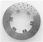 200MM SWIFT Cross Drilled INT Vented Brake Disk
