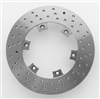 210MM SWIFT Cross Drilled INT Vented Brake Disk