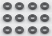 Replacement O Rings for 5 mm Bead Lock Kits