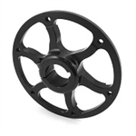 "1 1/4"" Sprocket Hub Black New Design"