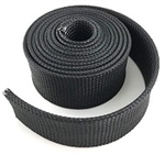 "Braided Silencer Sleeve Mesh 1.5"" (per foot)"