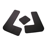 Seat Padding Set 3 pieces
