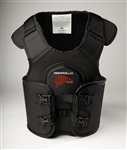 Armadillo SFI Rib Vest, Junior II, Black