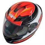 Snell Rated Go Kart ZAMP FS-9 M2020D Racing Helmet Motorcyle DOT Karting