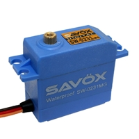 0231MG WATERPROOF STANDARD DIGITAL SERVO .15/208