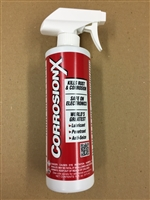 Corrison X Spray Bottle