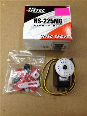 Hitec HS-225MG Mighty Mini Servo