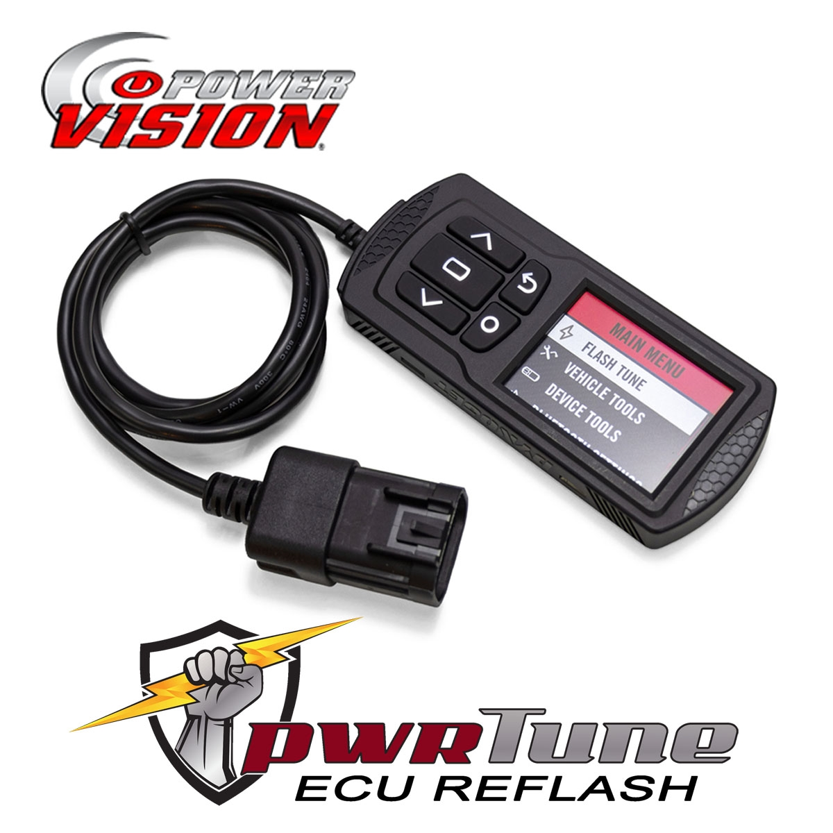 b8d6a453f1 Power Vision pwrTune ECU Performance tune for Polaris RZR Turbo ...