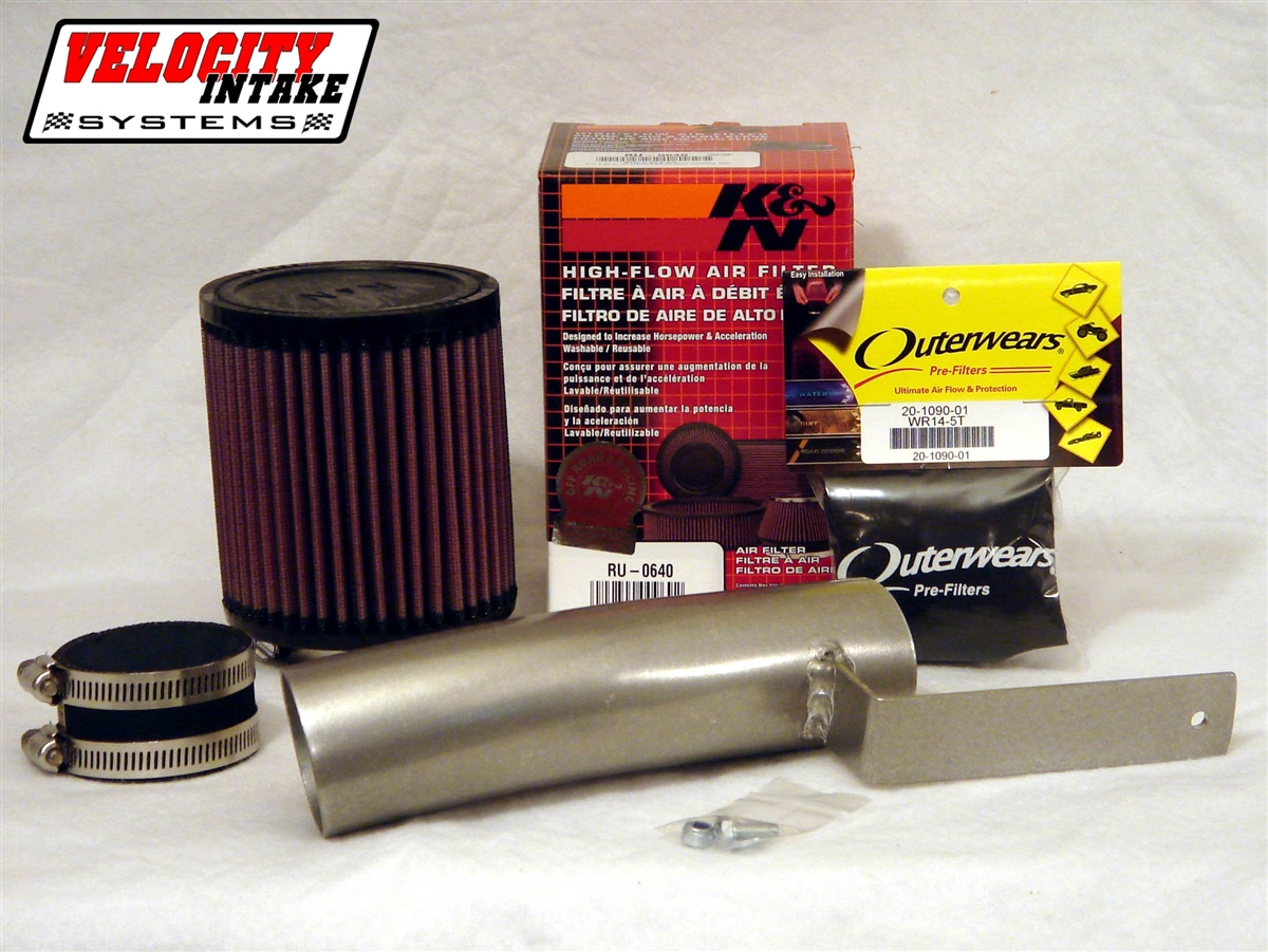 Honda TRX450r 06-14 Velocity Intake System