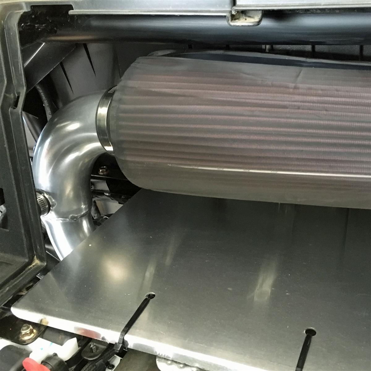 Polaris RZR Turbo Velocity Intake System